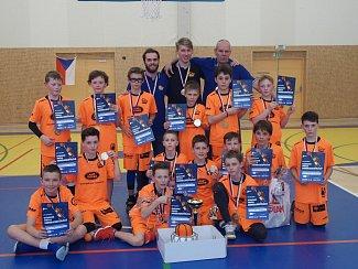 Nejmenší naděje basketbalisté BK NH Ostrava