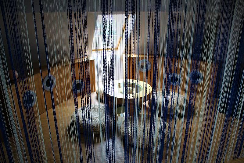 Věžový vodojem Art Tower, který jeho majitel Radim Heinich nabízí k ubytování.