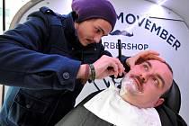 S prvním listopadovým dnem opět odstartovala globální osvětová akce Movember. Českou republiku křižuje v těchto dnech karavan, v němž si muži mohou nechat svůj vous zastřihnout nebo upravit.