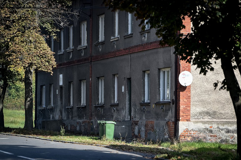 Lokalita Trnkovec - Ostrava-Radvanice a Bartovice.