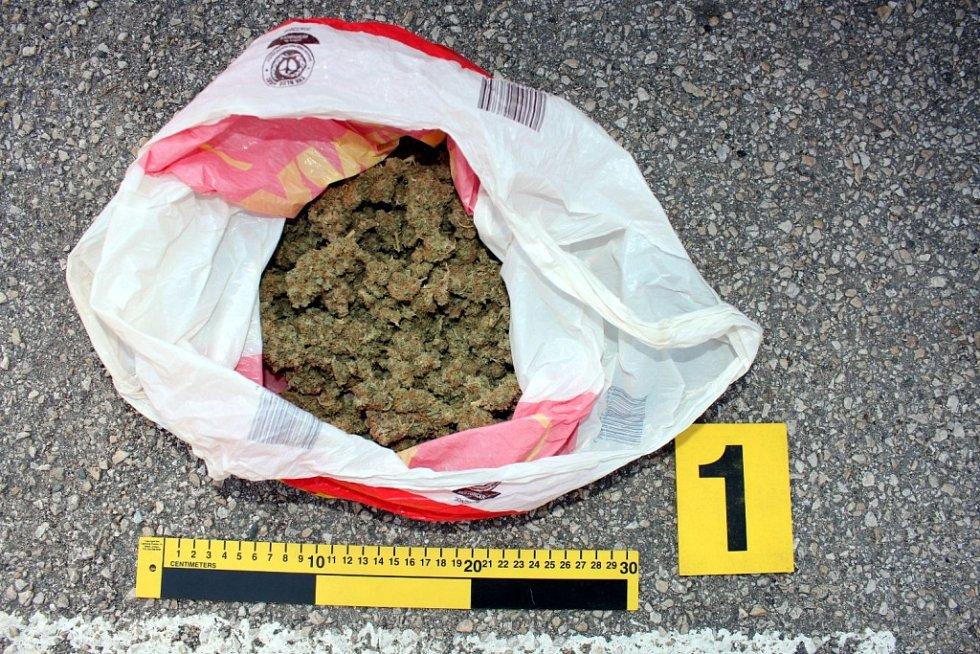 Celníci zadrželi zásilku drog a odhalili pěstírnu marihuany.