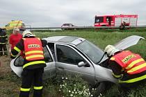 Dopravní nehoda u Velké Polomi