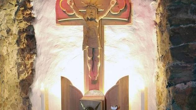 Na Slezskoostravském hradě byla otevřena hradní kaple