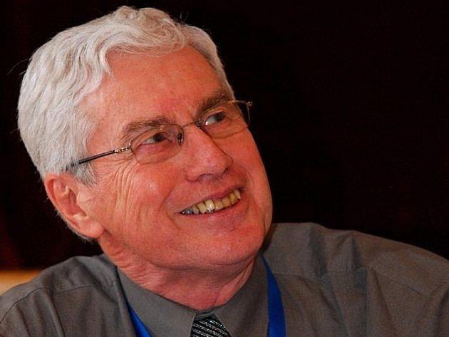 Astronom a astrofyzik Jiří Grygar.