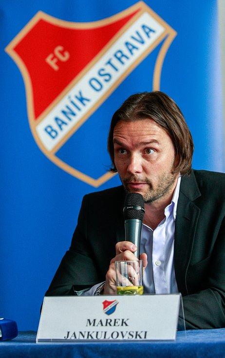 Marek Jankulovski na archivním snímku Deníku.