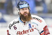 Utkání 32. kola hokejové extraligy: HC Vítkovice Ridera - PSG Berani Zlín, 4. ledna 2019 v Ostravě. Na snímku Jan Výtisk.