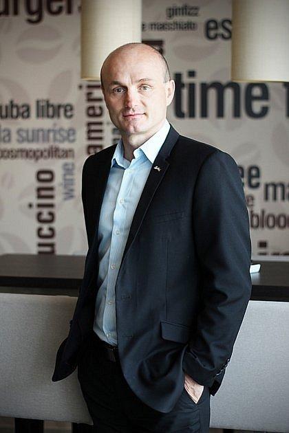 Petr Frýdl, předsedy krajské sekce Asociace hotelů a restaurací ČR Moravskoslezského kraje.