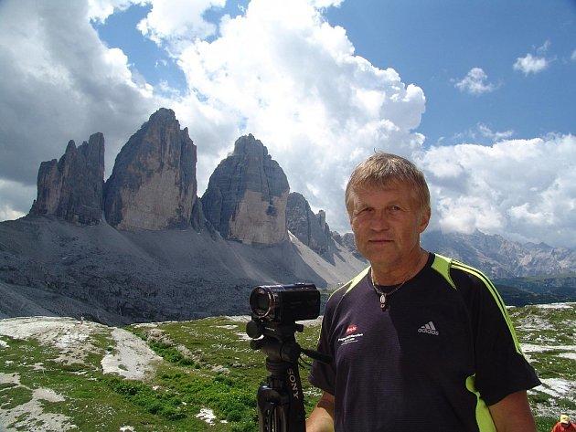 JIŘÍ KRÁČALÍK, ředitel Mezinárodního festivalu outdoorových filmů (MFOF).