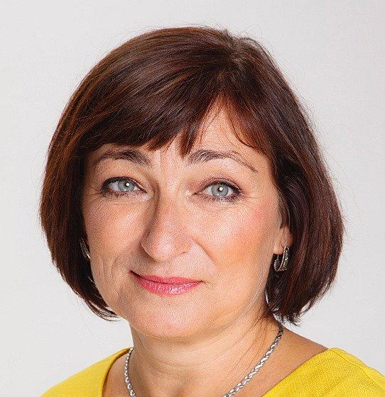 Salome Sýkorová, starostka obce Zátor