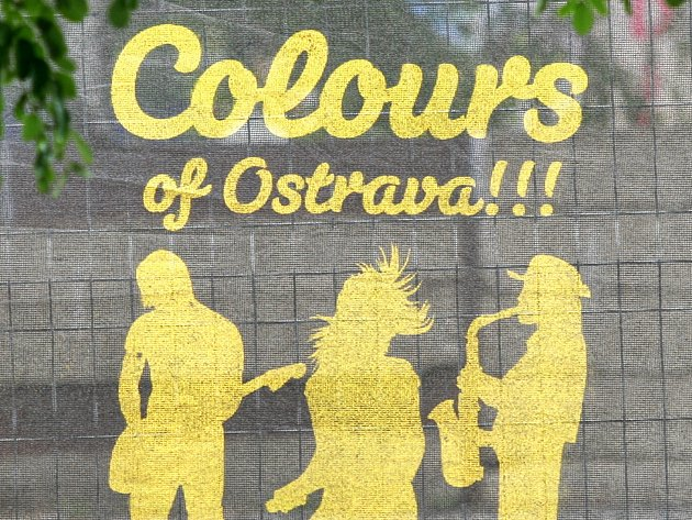 Colours of Ostrava. Ilustrační foto.