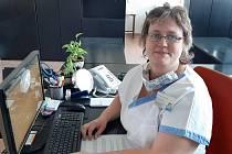 Kateřina Pelíšková, DiS., nutriční terapeutka Podhorské nemocnice.