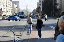 Měsíc nebudou kvůli rekonstrukci světelné signalizace svítit semafory na křižovatce ulic Opavské a Porubské u vozovny v Ostravě-Porubě.