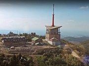 Snímek z propagačního videa Moravskoslezského kraje.