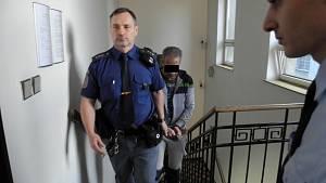 Muž obžalovaný z dvojnásobné vraždy před soudem v Ostravě