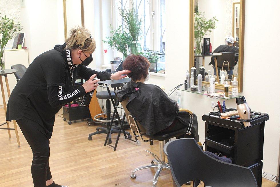 V pondělí 3. května 2021 se otevřelo i Studio Karin v centru Ostravy.