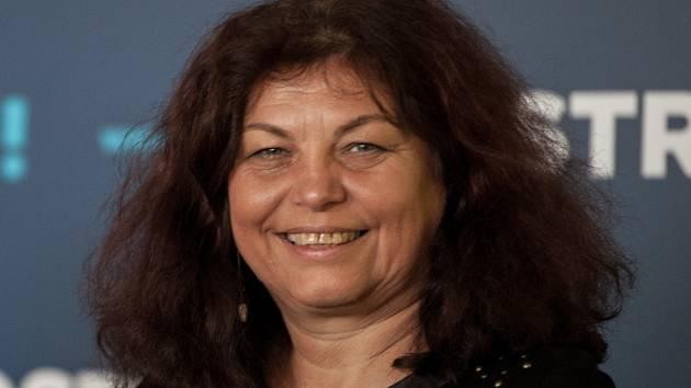 Zlata Holušová, ředitelka festivalu Colours of Ostrava.