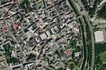 """V centru Ostravy by se také """"náramně"""" vyjímala."""