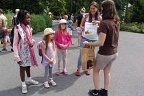 Ostravská zoologická zahrada přivítala letošního čtvrtmiliontého návštěvníka. Stala se jím paní Honková z Čeladné, která se do zoo vydala se svými třemi dětmi.