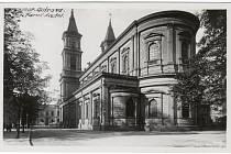 Chrám Božského Spasitele v Moravské Ostravě byl vysvěcen 22. září 1889.
