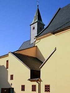 Kostel sv.Josefa ve Fulneku