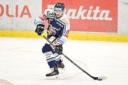 Utkání 1. kola hokejové extraligy: HC Vítkovice Ridera - Aukro Berani Zlín, 8. září v Ostravě.