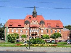 Radnice Ostrava-Vítkovice na Mírovém náměstí