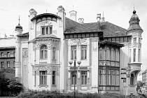 VILA J. EISNERA, F. Mainx–L. Popp, 1903, Ostrava.