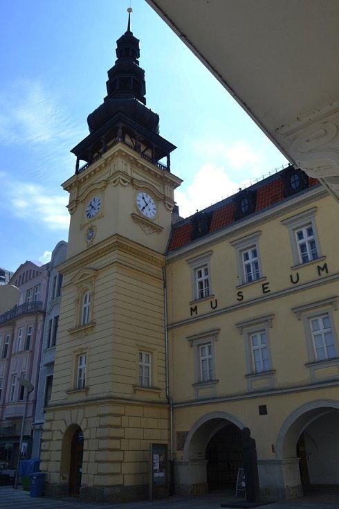 Ostravské muzeum. Ilustrační foto.