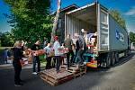 Ostravská sbírka projektu Kola pro Afriku, který vznikl v roce 2012. Ilustrační foto.