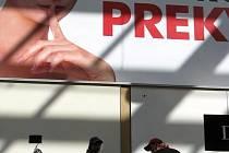 V nové galerii nákupního centra Shopping Park v Ostravě-Zábřehu se ve středu finišovalo před čtvrtečním slavnostním otevřením
