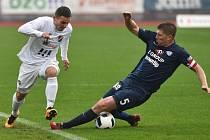24. kolo první fotbalové ligy:  Baník Ostrava – 1. FC Slovácko 2:1 (1:0)