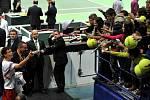 Tomáš Berdych, hrdina čtvrtfinále.