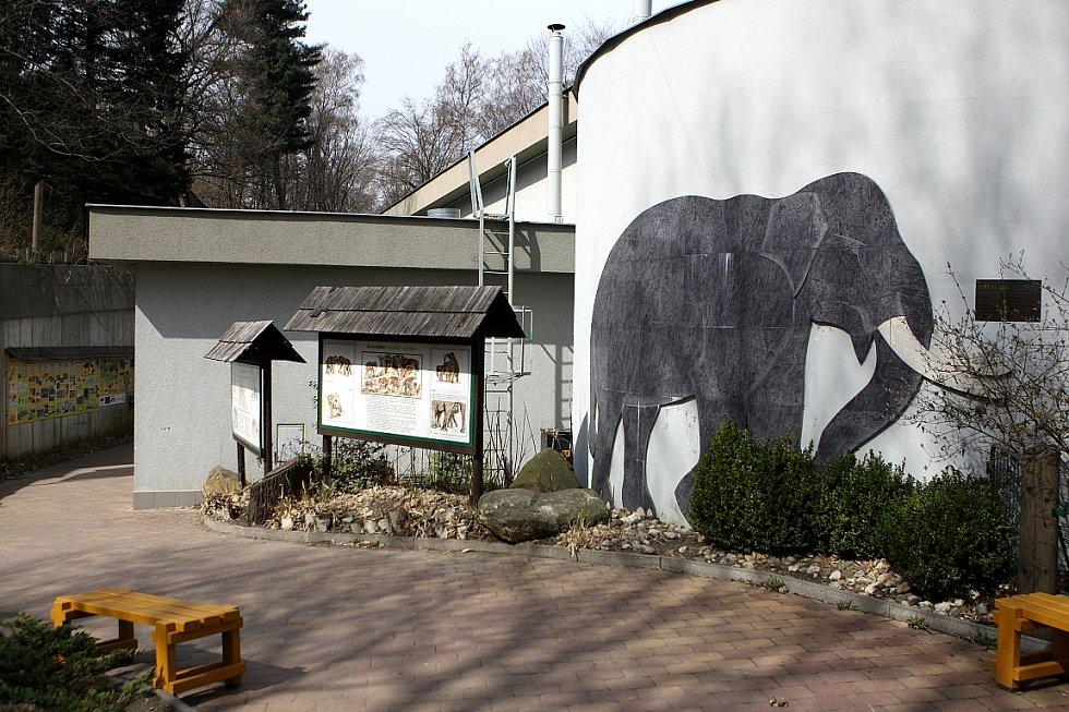 Sloní pavilon