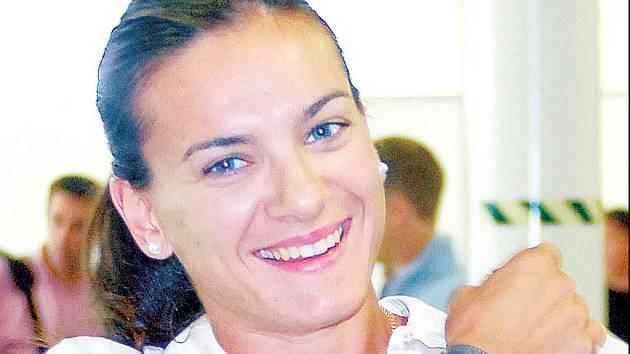 Jelena Isinbajevova