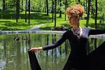 Dagmar Leinveberová, 22 let, Havířov-Město, studentka oděvnictví a návrhářství.