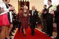 František a Jarmila Galasovi jsou spolu už neuvěřitelných sedmdesát let.
