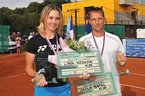 Mistry ČR v tenise pro rok 2021 jsou Linda Nosková a Jaroslav Pospíšil.
