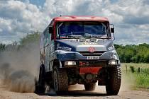 Bonver Dakar Project zahájil přípravy na nový ročník slavné rally.