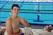 Jakub Jan Krischke, plavec KPS Ostrava