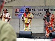 Ostravský Festival v ulicích 2015