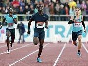 Jamajský sprinter Asafa Powell.
