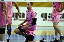 Uniqa extraliga volejbalistů, 1. kolo: Ostrava – Liberec 1:3 (20, –18, –20, –18)