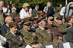 Loni v dubnu u příležitosti výročí osvobození Ostravy se stali dva velitelé tanků, Karel Šerák a Bedřich Opočenský, příslušníci 1. čs. samostatné tankové brigády v SSSR, čestnými občany našeho města.