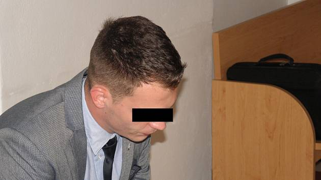 Mladík byl nepravomocně odsouzen k pětiletému žaláři.