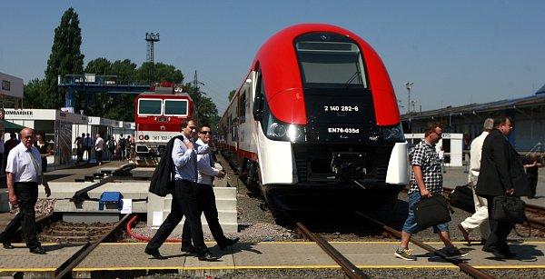 Mezinárodní veletrh drážní techniky, výrobků a služeb kolejové dopravy Czech Raildays.