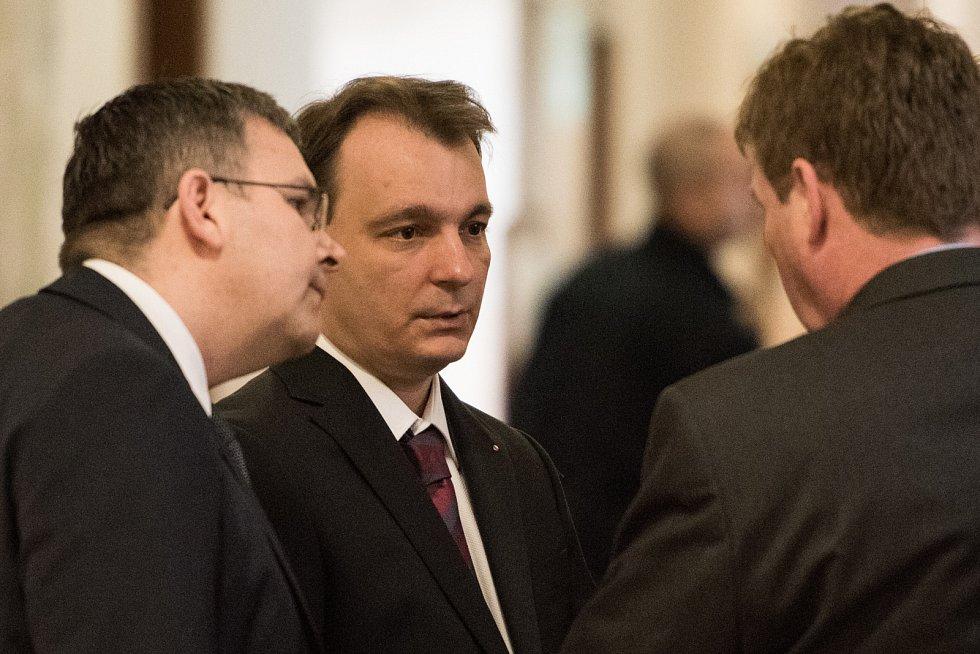 Úspěšnému podnikateli Radomíru Prusovi hrozí pět až deset let vězení.