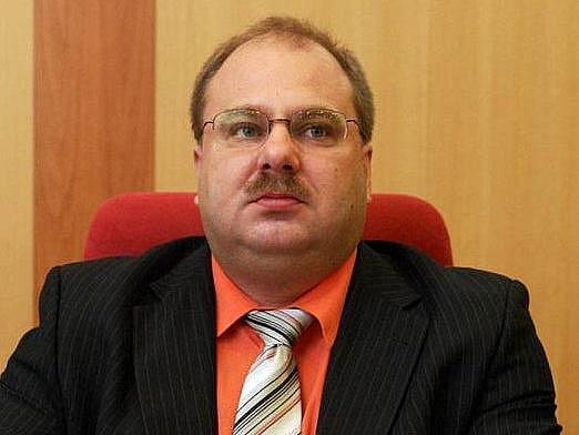 Šéf ostravské ČSSD Miroslav Novák.
