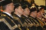 Akademický rok byl zahájen v Ostravě