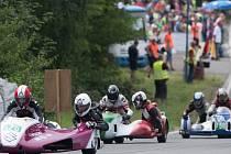 Závod sajdkár bývá tradičně jednou z nejatraktivnějších kategorii víkendu na okruhu Františka Bartoše v Radvancích. Jinak tomu nebude ani v tomto roce, opět se představí i řada domácích jezdců.