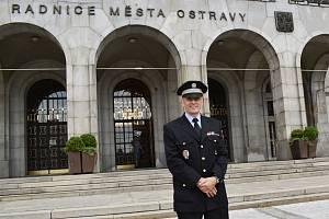 Nový ředitele Městské policie Ostrava Miroslav Plaček.